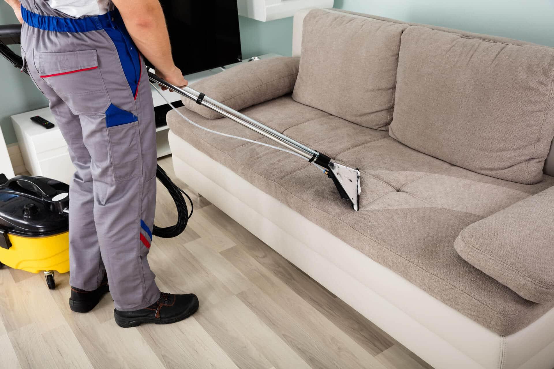 Czyszczenie dywanów i tapicerki